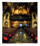 St. Pauls Episcopal Church 01 Fleece Blanket