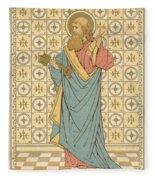 St Peter Fleece Blanket