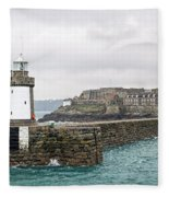 St Peter Port - Guernsey Fleece Blanket