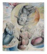 St. Peter St. James Beatrice And Dante Fleece Blanket