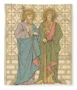 St Philip And St James Fleece Blanket