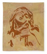 St Teresa Fleece Blanket