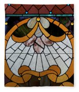 Stained Glass Lc 09 Fleece Blanket