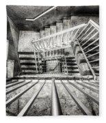 Staircase I Fleece Blanket