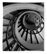 Staircase Fleece Blanket