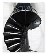 Staircase To Heaven Fleece Blanket