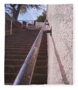 Stairs Fleece Blanket