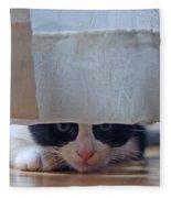 Stalking Me Fleece Blanket