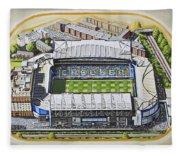 Stamford Bridge - Chelsea Fleece Blanket