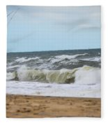 Stand By Me  Fleece Blanket