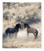 Stand-off Fleece Blanket