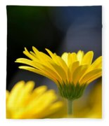 Standing Above The Rest Fleece Blanket
