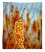Standing Out From The Crowd II Fleece Blanket