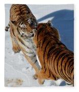 Standoff Fleece Blanket