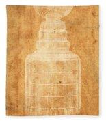 Stanley Cup 1a Fleece Blanket