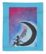 Star Fairy Fleece Blanket