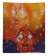 Star Gazer Fleece Blanket