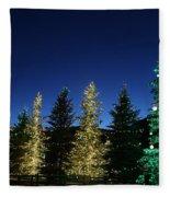 Star Light Star Bright Fleece Blanket