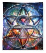 Star Seed Fleece Blanket