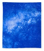 Starfield Fleece Blanket