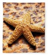 Starfish Enterprise Fleece Blanket