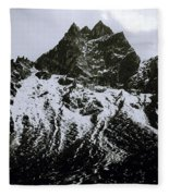 Stark Himalayas Fleece Blanket