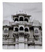 Stark Udaipur Fleece Blanket