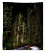 Starry Creek Fleece Blanket