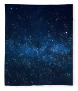 Starry Starry Night  Fleece Blanket