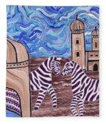 Stars And Stripes Fleece Blanket