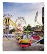 State Fair Fleece Blanket