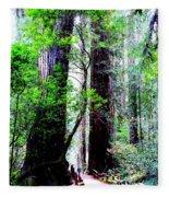 Stature Fleece Blanket