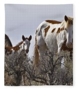 Stay Away Fleece Blanket