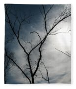 Steal Trees Fleece Blanket