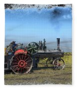 Steam Farming Fleece Blanket