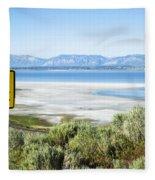 Steep Hill Fleece Blanket