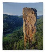 1a5719 Steins Pillar Oregon Fleece Blanket
