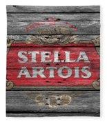 Stella Artois Fleece Blanket