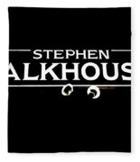 Stephen Talkhouse Fleece Blanket