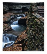Steps Fleece Blanket