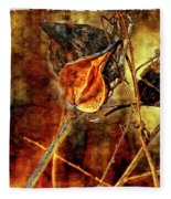 Still Life Study II Fleece Blanket