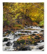 Still River Rapids Fleece Blanket