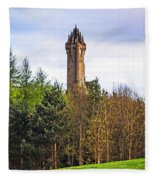 Stirling Spring Fleece Blanket