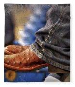Stockshow Boots IIi Fleece Blanket