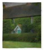 Stodmarsh House Fleece Blanket