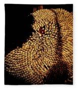 Stolen Seeds Fleece Blanket