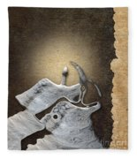 Stone Men 29 - Love Rythm Fleece Blanket