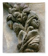 Stone Ornament 2 Fleece Blanket