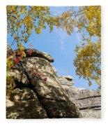 Stone Ridge Fleece Blanket