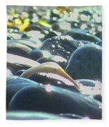 Stones 4 Fleece Blanket